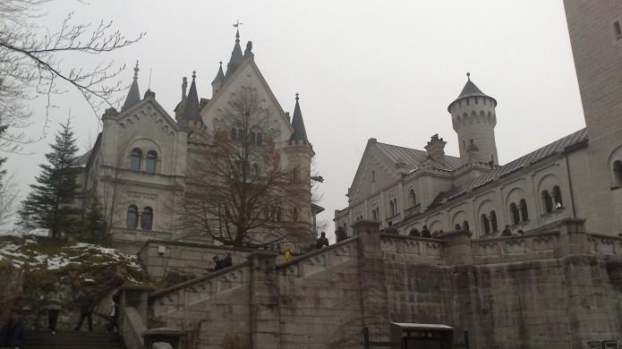 Castillo de Neuschwanstein 29