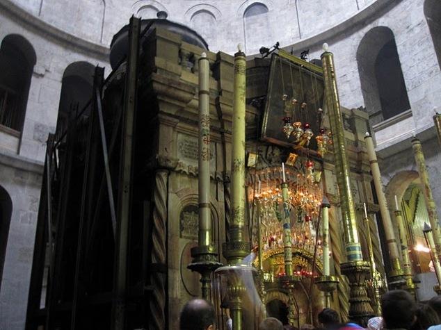 Jerusalem - Basilica Santo sepulcro 11
